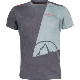 La Sportiva M's Workout T-Shirt Slate/Stone Blue